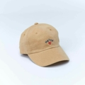 6 PANEL CAP - HATER TAN FREE SIZE  #homewardboundshop