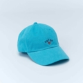 6 PANEL CAP - HATER BLUE  FREE SIZE  #Homewardbound