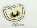 🌹ต่างหูผีเสื้อ-กุหลาบ  ต่างหูสวยหวานเหมาะสำหรับใส่ออกงานหรือใส่เที่ยวเล่นก็ได้ ราคา 129 บาท  -------------------------------------------------------------- Line ID: definne.u หรือ Click http://line.me/ti/p/@vsl0295f IG: @definne.u Facebook: https://www.facebook.com/definne.u