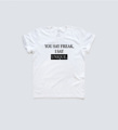 "You say freak, I say UNIQUE. ""ไม่ได้บ้า เพียงแต่ไม่มีใครเหมือน""  เรียบๆ แต่ดูหรู เข้ากับเสื้อผ้าทุกประเภท  Premium 100% Cotton only at SPACE AND TIME UNISEX ใส่ได้ทั้งชายและหญิง  Available in S, M, L Size  Size ( รอบอก & ความยาว ) S (36-38"" & 25"" ) M ( 38-40"" & 26"" ) L ( 40-42"" & 27"" )  #tee #tshirt #Teeshirt #เสื้อ #เสื้อยืด #unisex #vintage #วินเทจ #retro"