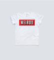 """WEIRDO!  เสื้อยืดสไตล์ Contemporary Vintage Original by SPACE AND TIME  แสดงความ weird ในตัวคุณออกมา!! เสื้อลายนี้แมชกับยีนส์ เอี๊ยม กระโปรง ใส่ไปเที่ยวบ้าๆบอๆกับเพื่อนได้เลยค่ะ ตัวนี้ได้รับความนิยมมากกกกก  UNISEX ใส่ได้ทั้งชายและหญิง  Available in S, M, L Size  Size ( รอบอก & ความยาว ) S (36-38"""" & 25"""" ) M ( 38-40"""" & 26"""" ) L ( 40-42"""" & 27"""" )"""