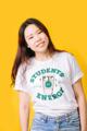 "STUDENTS' ENERGY !!!  for Caffeine Addict.  คาเฟอีนแอดดิกชั่นต้องทางนี้เลยย เสื้อสีเขียวสดใส ใส่แล้วเด่นเจิดจรัสแน่นอนนน พร้อมด้วยโควตเด็ด E=mc^2 Energy = Milk x Coffee^2  Premium , Handmade Quality. with SUPER COMFY 100% combed cotton fabric. ผลิตจากวัตถุดิบผ้าออริจินัล 100% Cotton Combed พรีเมี่ยมคุณภาพสูง  ทอและตัดพิเศษเพื่อคุณภาพงานแฮนด์เมดจากแบรนด์ SPACE AND TIME โดยเฉพาะ นุ่มมาก ใส่สบาย เข้าได้กับการแต่งกายทุกสไตล์  UNISEX ใส่ได้ทั้งชายและหญิง  Available in S, M, L Size  Size ( รอบอก & ความยาว ) S (36-38"" & 25"" ) M ( 38-40"" & 26"" ) L ( 40-42"" & 27"" )"