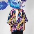 เสื้อ reversible kimono เก๋ไก๋ไม่ซ้ำใคร ทุกตัวตัดเย็บเองใส่ได้ทั้งสอบด้านแบบเรียบๆหรือมีสีสันต์ โดดเด่นมีเอกลักษณ์แบบ unisex ใส่ได้ทั้งชายและหญิง  ไซส์ s/m/l  #rusdyrasa #rnrclothingline #rnrclothingline_th #zaaponsale #zaapparty #zos7 #thailand #bkk #bangkok #event #fleamarket #sugarrainy #colors #illustration #sweet #trend #style #kimono #kimonocardigan #reversible #colour #Rnrclothingline