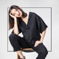 เสื้อกิโมโน oversized  เนื้อผ้า: linen 100% ผ้าโปร่งใส่สบายกันความร้อน สามารถใส่ได้สองแบบคือแบบมีสายคาดและไม่มีสายคาด สามารถใส่ได้ทุกสถานการณ์รับรองไม่ซ้ำใครแน่นอนค่ะ เพราะทุกตัวทางร้านเราเป็นผู้ตัดเย็บเองและสามารถmade to order ได้ #Rnrclothingline