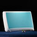 **ราคาปกติ 5,500 บาท  CHERISH หมอนเมมโมรี่โฟม Memory Foam Gel Pillow (Standard Pillow) รหัสสินค้า : 8096HAE0559CBLS00001  หมอนเมมโมรีโฟม เนื้อนุ่มนิ่ม มีความยืดหยุ่นสูง ช่วยรองรับช่วงศรีษะ ลำคอ และลดแรงกดทับได้เป็นอย่างดี พร้อมแผ่นเจลระบายความร้อน ช่วยระบายความร้อน ลดการอับชื้น และเพิ่มความเย็นสบายขณะหลับ ให้คุณหลับด้วยความผ่อนคลายและไม่ปวดเมื่อลำคอตลอดการตื่นนอน  - ปลอกนอกตัดจากผ้ากำมะหยี่คุณภาพเยี่ยม - รองชั้นนอกด้วยแผ่นเจลระบายความร้อนอย่างดี - ชั้นในตัดจากเมมโมรีโฟมเนื่อนุ่มนิ่ม มีความยืดหยุ่นสูง - ขนาดสินค้า 60 x 40 x 14 ซม. - จำนวน 1 ชิ้น/แพ็ค  คำแนะนำในการดูแลรักษา  - ห้ามทำความสะอาด หรืออบแห้ง - ห้ามทำความสะอาดด้วยเครื่องซักผ้า - ทำความสะอาดเฉพาะจุดที่เปื้อนด้วยน้ำยาอ่อนๆ  หมายเหตุ : - ในขั้นตอนการผลิตจะทำให้เกิดฟองอากาศในเนื้อวัตถุดิบ ไม่มีผลต่อคุณภาพของสินค้า - สีของสินค้าที่ปรากฎ อาจมีความแตกต่างกันขึ้นอยู่กับการตั้งค่าของแต่ละหน้าจอ  **รอบระยะเวลาในการสั่งซื้อ-จัดส่ง - ตัดยอดทุกวันพฤหัสบดี เวลา 12.00 น. และจะจัดส่งให้วันอังคารของสัปดาห์ถัดไป ---------------------------------------------------------------- #CUSHY #PRIM #FNOUTLET #CHERISH #Cherish #Cushy #Prim #Fnoutlet #fnoutlet #Doubleborder #Pillow #Elasticpillow #Memoryfoam #Kidpillow #Gel #หมอนขอบคู่ #หมอน #หมอนเมมโมรี่โฟม #หมอนอิง #หมอนขนเป็ด #โซฟา #เตียงนอน #ที่นอน #ผ้าปูที่นอน #ชุดที่นอน ----------------------------------------------------- หมอนเมมโมรี่โฟม  หมอน เมมโมรี่โฟม หมอน memory foam หมอนmemoryfoam หมอนmemory foam หมอนเมมโมรี่