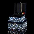 **ราคาปกติ 750 บาท  Storage Box กล่องเก็บเครื่องประดับ 2 ชิ้น สีน้ำเงิน รหัสสินค้า : 8298SB030750  - ผลิตจากผ้า canvas และเส้นใยธรรมชาติ - มีช่องใส่เครื่องประดับ 4 ช่อง - สำหรับใส่เครื่องประดับ และตกแต่งบ้าน - สีน้ำเงิน - ขนาดสินค้า (กล่องเล็ก) 17.8 x 19.3 x 9 ซม. - ขนาดสินค้า (กล่องใหญ่) 22 x 24 x 11.8 ซม. - จำนวน 2 ชิ้น/แพ็ค  หมายเหตุ : สีของสินค้าที่ปรากฎ อาจมีความแตกต่างกันขึ้นอยู่กับการตั้งค่าของแต่ละหน้าจอ  **รอบระยะเวลาในการสั่งซื้อ-จัดส่ง - ตัดยอดทุกวันพฤหัสบดี เวลา 12.00 น. และจะจัดส่งให้วันอังคารของสัปดาห์ถัดไป ---------------------------------------------------------------- #CUSHY #PRIM #FNOUTLET #Cushy #Prim #Fnoutlet #fnoutlet #Storagebox #Storage #Box #กล่องเก็บเครื่องประดับ #กล่องเครื่องประดับ #กล่องเพชร #ลัง #ถัง #กล่องกระดาษ #เครื่องประดับ #เพชร #พลอย #ต่างหู #แหวน #สร้อยคอ #ลายกราฟิก #กล่องไม้ #เท่ห์ #เก๋ #ลายไทย #ปัง #เว่อร์ #เป๊ะมาก #โบฮีเมียน #เกาหลี #ญี่ปุ่น #ชิค #ชิลๆ