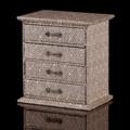 **ราคาปกติ 650 บาท  Storage Box กล่องเก็บเครื่องประดับ สีน้ำตาล รหัสสินค้า : 8298SB010650 ราคาสินค้า : 375 บาท ค่าจัดส่งประเภท EMS : 100 บาท รวมทั้งสิ้น : 475 บาท  รายละเอียดสินค้า - ผลิตจากผ้า canvas และเส้นใยธรรมชาติ - มีช่องใส่เครื่องประดับ 4 ช่อง - สำหรับใส่เครื่องประดับ และตกแต่งบ้าน - สีน้ำตาล - ขนาดสินค้า 20.5 x 14 x 21.5 ซม. - จำนวน 1 ชิ้น/แพ็ค  หมายเหตุ : สีของสินค้าที่ปรากฎ อาจมีความแตกต่างกันขึ้นอยู่กับการตั้งค่าของแต่ละหน้าจอ  **รอบระยะเวลาในการสั่งซื้อ-จัดส่ง - ตัดยอดทุกวันพฤหัสบดี เวลา 12.00 น. และจะจัดส่งให้วันอังคารของสัปดาห์ถัดไป ---------------------------------------------------------------- #CUSHY #PRIM #FNOUTLET #Cushy #Prim #Fnoutlet #fnoutlet #Storagebox #Storage #Box #Jewelry #Display #Canvas #แคนวาส #กล่องเก็บเครื่องประดับ #กล่องเครื่องประดับ #กล่องเพชร #ลัง #ถัง #กล่องกระดาษ #เครื่องประดับ #เพชร #พลอย #ต่างหู #แหวน #สร้อยคอ #ลายกราฟิก #กล่องไม้ #เท่ห์ #เก๋ #ลายไทย #ปัง #เว่อร์ #เป๊ะมาก #โบฮีเมียน #เกาหลี #ญี่ปุ่น #ชิค #ชิลๆ #ที่แขวนเครื่องประดับ #ราวแขวนเครื่องประดับ #ที่เก็บต่างหู #ที่เก็บสร้อย