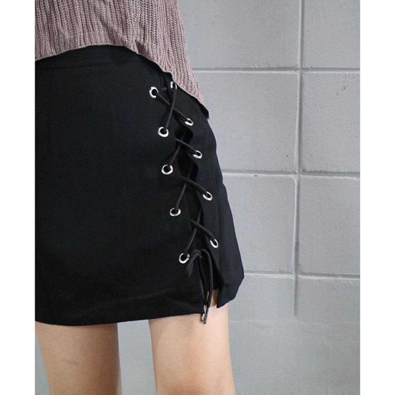 AWEARNESS,Skirt,กระโปรง,กระโปรงทรงเอ,ทรงเอ