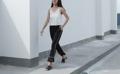 Black - stashing line Pant material : cotton spendex facbric color: black  ------------------------------------------------------- #iwearthefoxplanet #ผู้หญิง #women #pants #กางเกงขายาว #กางเกงขายาวผู้หญิง
