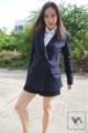 "Navy suit with detail at the back, come together with conform high waist short.   Navy Suite : 2,490 Baht   High waist short : 1,090 Baht   In set : 3,400 Baht   Available in XS, S, M, L    ------------------------------------------------------------- สูทสีน้ำเงินเข้ม พร้อมรายละเอียดด้านหลัง ทำให้ดูมีเอวและสะโพกมากขึ้นคะ ตัวเสื้อมีเสริมไหล่ และซับในทั้งตัว กระดุมด้านหน้า 2 เม็ด กระเป๋าหน้า 2 ข้างคะ เซทนี้มาพร้อมกับกางเกงขาสั้นเอวสูง มีกระเป๋าข้างคะ  สูทสีน้ำเงิน : 2,490 Baht  กางเกงขาสั้นเอวสูง : 1,090 Baht  ราคาเซ็ท : 3,400 Baht   -------------------------------------------------------------- **SIZE**  TOP [Suit] XS: Chest 34"" l Waist 26"" l Hip (Free size) l Sleeve Length 22.5"" l Shirt Length 27"" S: Chest 36"" l Waist 28"" l Hip (Free size) l Sleeve Length 23"" l Shirt Length 27.5"" M: Chest 38"" l Waist 30"" l Hip (Free size) l Sleeve Length 23.5"" l Shirt Length 28"" L: Chest 40"" l Waist 32"" l Hip (Free size) l Sleeve Length 24"" l Shirt Length 28.5""  BOTTOM [Shorts] XS: High Waist 24.5"" l Hip 34"" l Length 34 CM. S: High Waist 25.5"" l Hip 35"" l Length 34 CM. M: High Waist 27"" l Hip 36"" l Length 36 CM. L: High Waist 28.5"" l Hip 37"" l Length 36 CM."