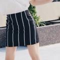 พร้อมส่ง! ทุกไซส์ของเข้าแล้วค่า Stripe skirt  กระโปรงทรงดินสอ รุ่นนี้เก็บทรงใส่แล้วผอมสูง แนะนำคะ ราคาดีงามไม่แพงด้วย  Price 690  Size s/m/l  #labellestripeskirt #Ruelabelleofficial