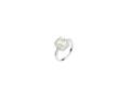 """:: Material :: แหวนของเราผลิตด้วยเงินแทมาตราฐานสากล (925 Silver) ชุบด้วยทองคำขาว(White Gold) แล้วประดับด้วยเพชรรัสเซียแท้(CZ-Cubic Zirconia) -------------------------------------------------------------- :: SIZE :: Available Size: 48, 50 ,52  [วิธีการวัดไซส์] วิธีที่ 1 - สำหรับคนที่มีแหวนอยู่แล้ว ใช้ไม้บรรทัดวัดเซนผ่านศูนย์กลางของแหวนแล้วนำไปเทียบกับตารางไซส์  วิธีที่ 2 - สำหรับคนที่ไม่มีแหวน ใช้กระดาษตัดเป็นเส้น เอากระดาษมาพันรอบนิ้วที่ต้องการสวมแหวน จากนั้นใช้ดินสอขีดตรงข้อต่อของกระดาษที่บรรจบกัน แล้วใช้ไม้บรรทัดวัด โดยใช้หน่อยเป็น """"มิลลิเมตร"""" แล้วเทียบกับตารางไซส์  [ตารางไซส์] Size 44 / 14 mm. Size 45 / 14.4 mm. Size 46 / 14.8 mm. Size 47.5 / 15.2 mm. Size 49 / 15.6 mm. Size 50 / 16 mm. Size 51.5 / 16.9 mm. Size 53 / 16.9 mm. Size 54 / 17.3 mm. Size 55.5 / 17.7 mm. Size 57 / 18.2 mm. Size 58 / 18.6 mm. Size 59 / 19 mm. Size 60.5 / 19.4 mm. Size 62 / 19.8 mm. Size 63 / 20.2 mm. Size 64.5 / 20.6 mm. Size 66 / 21 mm. Size 67 / 21.4 mm. Size 68.5 / 21.8 mm. Size 70 / 22.2 mm. Size 71 / 22.6 mm.   ***สำหรับลูกค้าที่กลัวแพ้ กลัวดำ กลัวลอก ไม่ต้องกังวลนะคะ เพราะเราใช้วัสดุอย่างดีในการผลิต จึงไม่มีอาการแพ้ ดำ หรือลอกแน่นอนค่ะ --------------------------------------------------------------                             #แหวน #แหวนเพชร #แหวนผู้หญิง #ผู้หญิง #women #rings #ring #เครื่องประดับ"""