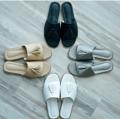 💕 JANE SANDALS  Color : Black / Grey / Cream / White Size : 36-40 Price : 490฿