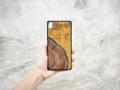 "Nympheart veneer case My name ""Gleam"" Teak wood and Epoxy resin เพื่อตอบสนองความต้องการความเป็นเอกลักษณ์เฉพาะตัว ! เคสขอบยางกันกระแทก ข้างหลังแผ่นไม้สักแผ่นบาง - สามารถเลือกรุ่นได้ iPhone / Sumsung (หากสนใจรุ่นอื่นๆ ลองคุยรายละเอียดได้ค่ะ) - เลือกสีของขอบกันกระแทกได้ ดำ / ขาว (หากเลือกสีขาวอาจทำให้สีของ epoxy resin อ่อนลงกว่าปกติได้) - ตัวเคสเปิดหัวและท้าย  - ใช้เวลา 10 วัน (ไม่รวมวันหยุด) - ไม่สามารถกำหนดลายไม้ได้ ลวดลายจะแตกต่างกันตามธรรมชาติ - สีของ Epoxy resin อาจแตกต่างจากรูปบ้างเล็กน้อย เพราะเป็นงานทำมือทุกชิ้นค่ะ  สนใจสั่ง inbox ได้เลยค่า"