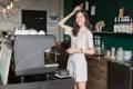 Mikki Short (กางเกงขาสั้นรุ่นใหม่ล่าสุดเลยค่ะ จับจีบทวิสต์ด้านหน้า ทรงสวยมากๆค่ะตัวนี้ ใส่แล้วเก็บสะโพก ไม่ต้องใส่ซับเลยค่ะ) Color : gray stripe Fabric : japan polyester เป็นผ้าญี่ปุ่นทิ้งตัว ผ้าไม่แนบเนื้อ ไม่รัดขาค่ะ ใส่สบาย) size : S (24-25) สะโพกไม่เกิน 36-37 ใส่ได้ค่ะ / M (26-27) สะโพกไม่เกิน 38-39 ใส่ได้ค่ะ/ L (28-29) สะโพกไม่เกิน 40-41 ใส่ได้ค่า Length 15.5 inches in every sizes price : 820