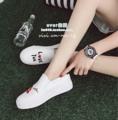 👟👟 #รองเท้าพร้อมส่ง 👟👟 🎀ราคา :: 520฿.  📮 ค่าจัดส่ง :: ลงทะเบียน 50฿ Ems 70฿ พร้อมส่ง (รุ่นสกรีนลาย Love You) รองเท้าผ้าใบแบบไร้เชือก ทรง slip on สไตล์เกาหลีแบรนด์ DD & OO วัสดุผ้า พื้นนิ่มมากๆๆๆๆๆๆใส่สบาย ดูแลรักษาง่าย ส้นยาง สูง 1 นิ้ว พื้นตีแบรนด์ เหมือนรูปเป๊ะ เหมือนทุกจุด นำเข้าโดยตรง ถ้าชอบแต่งตัวแนวสตรีทห้ามพลาดคู่นี้ค่ะ Code : DD ขนาด ปกติ Size : 35 36 37 38 39 🌸รูปถ่ายจากสินค้าจริง แสงอาจสว่างกว่าเล็กน้อย 🌸 📌ทางร้าน QC สินค้าทุกคู่ก่อนส่งค่ะ ไม่รับเปลี่ยน/คืนสินค้าทุกกรณีค่ะ 📌  #รองเท้าผ้าใบแบบไร้เชือก #รองเท้าแฟชั่น #รองเท้าผู้หญิง #รองเท้าพร้อมส่ง #สินค้าถ่ายจากงานขายจริง #shoes #รองเท้าผ้าใบ #fashion #sneaker #รองเท้าผ้าใบราคาถูก  #รองเท้าผ้าใบแฟชั่น #streetstyle  #สไตล์สปอร์ต #chic #hipster  #รองเท้ากีฬา #slipon  #iltoeyjung