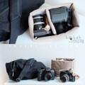 :: กระเป๋ากล้อง - Bokeh Camerabag : Classic Black (NEW) ::  New! ผ้าด้านนอกเนื้อดีขึ้น New! ผ้าซับในชนิดใหม่หนาขึ้น New! ซิปYKK 2 หัว เคลือบสารกันน้ำ New! ป้ายโลโก้หนังเทียม  รายละเอียดสินค้า  + ขนาด :  กระเป๋า : กว้าง 16 cm. x ยาว 60 cm. (ปากกระเป๋า) ก้นกระเป๋า : 26 cm. x สูง 25 cm. พื้นที่ใส่กล้อง : กว้าง 12 cm. x ยาว 22 cm.x สูง 16 cm. + เนื้อผ้า : ผ้าแคนวาส สีดำ 14 ออนซ์ + โทนสี : ดำ + ราคา 1,990 บาท **ราคาสินค้ายังไม่รวมค่าจัดส่ง**  . . . . . . . . . . . . . . . . . . . . . . . . . . . . . . . . . .  คำอธิบายสินค้า (Description)  กระเป๋ากล้องรุ่นคลาสสิคแบล็ค เป็นกระเป๋ากล้องที่มีจุดเด่นคือหน้าตาที่ดูไม่เหมือนกระเป๋ากล้อง เข้ากับเสื้อผ้าได้ง่าย ใช้ได้ทั้งผู้หญิงและผู้ชาย กระเป๋าจะแบ่งออกเป็นช่องใหญ่ๆ ทั้งหมด 3 ช่อง บรรจุของได้มาก พกกระเป๋าใบนี้เพียงใบเดียวก็สามารถพกของที่ใช้ในชีวิตประจำวันได้ทั้งหมด   . . . . . . . . . . . . . . . . . . . . . . . . . . . . . . . . . .  #bokeh_camerabag #bokehbag #camerabag #Black #bag #camera #กล้อง #กระเป๋า #กระเป๋ากล้อง #Bokeh_Camerabag #Bokeh #bokehoutoffocus #ClassicBlack #bokeh.outoffocus #Bokeh #Bokeh #กระเป๋าเดินทาง #กระเป๋าเป้ #กระเป๋าสะพาย