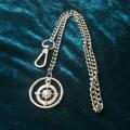 #choker#deerleather#flourichdiy#flourichbkk#handmade#accessories#silver#stainless#necklace#madetoorder#necklace#handmadejewelry#handmadeaccessory#earring