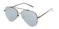GQSun-036 Price: THB 4,490  แว่นกันแดดที่มีสไตล์ พร้อมเลนส์กระจกแบบแบนที่กำลังเป็นที่นิยม ทำจาก stainless steel คุณภาพดีมีทั้งสีเมทัลปกติและสีแบบแอนทีค  Frame Size: 60□14-145○52 Frame Width: L (143 MM) Weight: 25 g  โทนสี : Monochrome ตัวเลือกสี : Black ผิววัสดุ : Shiny ทรง : Aviator/Pilot, Drop กรอบแว่น : Full Rim วัสดุ : Titanium  #GLAZZIQ #Eyewear #Sunglasses #แว่นตา #แว่น #แว่นกันแดด