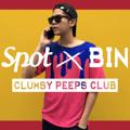 "CLUMSY PEEPS CLUB New Collection!! ""Little but Fierce"" Free size : 42"" x 28"" ใส่ได้ทั้งผู้หญิง/ผู้ชาย"