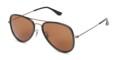 GQSun-038 Price: THB 3,990 UV 400 Sunglasses Lens  Ralph เป็นแว่นกันแดดสไตล์ aviator ดีไซนน์มีขอบสีและมีเลนส์กันแดด UV400 ที่มีสีที่เข้ากัน ทำจากวัสดุคุณภาพดีที่มีน้ำหนักเบา  Frame Size: 55□18-140○50 Frame Width: L (140 MM) Weight: 16 g   โทนสี : Colorful Tone ตัวเลือกสี : Brown, Blue ผิววัสดุ : Matte ทรง : Aviator/Pilot, Drop กรอบแว่น : Full Rim วัสดุ : Titanium  #GLAZZIQ#Eyewear #Sunglasses #แว่นตา #แว่น #แว่นกันแดด
