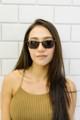 **โปรโมชั่นพิเศษ** สินค้าราคาพิเศษ ลด 1000 บาท จากราคาปกติ 2990 บาท ตั้งแต่วันที่ 1 มีนาคม 2560 - 31 พฤษภาคม 2560   Lister - Amber Coral Price: THB 2990 UV 400 Sunglasses Lens  Lister เป็นแว่น acetate ทรงเหลี่ยมที่มีทรงจมูกแบบกุญแจ มีสีเป็นเอกลักษณ์เฉพาะตัวและ เหมาะกับลุดทำงานและลุคไปเที่ยว  Frame Size: 52□16-145○35 Frame Width: L (140 MM) Weight: 12 g   โทนสี : Colorful Tone ตัวเลือกสี : Black ผิววัสดุ : Shiny ทรง : Square กรอบแว่น : Full Rim วัสดุ : Acetate      #GLAZZIQ #Eyewear #Sunglasses #แว่นตา #แว่น #แว่นกันแดด