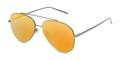 GQSun-036 Price: THB 4,490  แว่นกันแดดที่มีสไตล์ พร้อมเลนส์กระจกแบบแบนที่กำลังเป็นที่นิยม ทำจาก stainless steel คุณภาพดีมีทั้งสีเมทัลปกติและสีแบบแอนทีค  Frame Size: 60□14-145○52 Frame Width: L (143 MM) Weight: 25 g  โทนสี : Monochrome ตัวเลือกสี : Grey ผิววัสดุ : Matte ทรง : Aviator/Pilot, Drop กรอบแว่น : Full Rim วัสดุ : Titanium  #GLAZZIQ #Eyewear #Sunglasses #แว่นตา #แว่น #แว่นกันแดด