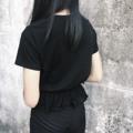 #Tshirt #blackshirt #lapindesigns #minimal #street #streetstyle #fashion #fashiontrends #ถ่ายจากสินค้าจริง  #LapinDesigns