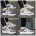 รองเท้าแฟชั่น รองเท้าผู้ชาย แฟชั่นเกาหลี ราคา 790 บาท  #Preorder รหัส KJ959 ไม่มีวันปิดรอบ สั่งซื้อได้ทุกวัน รอสินค้า 15-20 วัน 👉http://www.kjfashionstyle.com/p/6843  รีวิวการจัดส่งสินค้า 👍http://www.kjfashionstyle.com/article  ค่าจัดส่งสินค้า 🔅ลงทะเบียน ตัวแรก 30 ตัวถัดไปเพิ่ม 10 บาท 🔅แบบ EMS ตัวแรก 50 ตัวถัดไปเพิ่ม 15 บาท  📌สนใจสั่งซื้อได้ทุกช่องทาง #Line@ : http://line.me/ti/p/@rwq6084q #LINESHOP : https://shop.line.me/app/shop/end?shopId=42444 #Inbox : http://www.fb.com/messages/fashionstyle.kj #เว็บไซต์ : http://www.kjfashionstyle.com  #รองเท้า #รองเท้าแฟชั่น #รองเท้าผู้ชาย #รองเท้าผ้าใบ #รองเท้าชาย #รองเท้าเท่ห์ๆ #รองเท้าผู้ชายแฟชั่น #shoes #men #koreanshoes #แฟชั่นผู้ชาย #koreanstyle #KJFashionStyle #KJFashionStyleเสื้อผ้าผู้ชายแฟชั่นเกาหลี