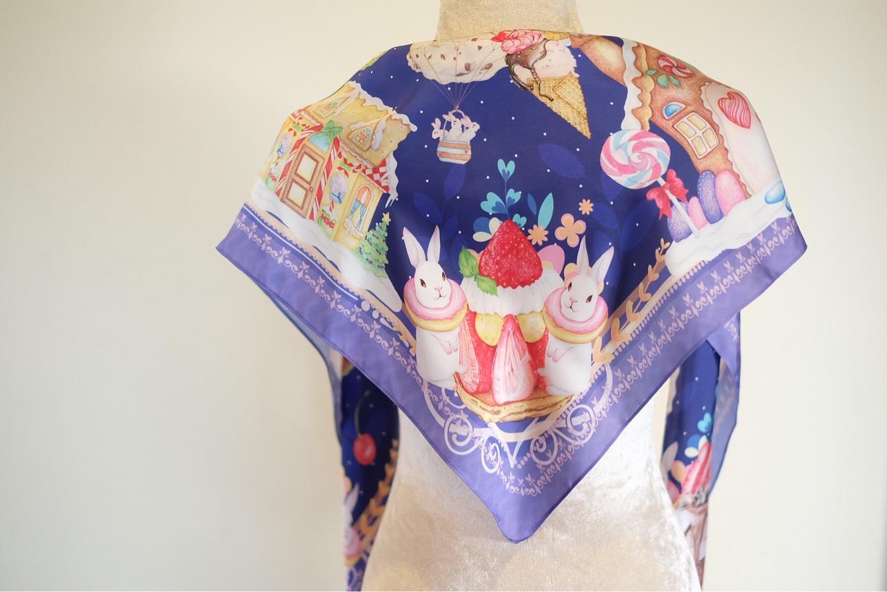 ผ้าพันคอ,ผ้าคลุมไหล่,penapenascart,ผ้าพันคอสวย,PENAPENASCARF