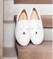 รองเท้า loafers รุ่น Teddy bear ทรงหน้าเท้ากว้าง พื้นนิ่ม ใส่สบายมากค่ะ