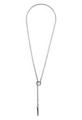 Back in stock Loop necklace 170 THB  มาเพิ่มแล้วค่า ขอบอกว่าสร้อยรุ่นนี้คือความดีงามของแท้ ขายดีสุดๆ มินิมอลสุดๆ ใส่กับอะไรก็สวย จะใส่เสื้อยืด สายเดียว เสื้อกล้าม เกาะอก ก็เข้าได้หมด คุณโมเมก็ใส่นะคะ ยาวรวม64cm สีเงิน  เส้นละ 170 เท่านั้น สั่งด่วนก่อนของหมดค่ะ!!!  #ผู้หญิง #เครื่องประดับผู้หญิง #เครื่องประดับ #สร้อยคอ