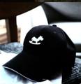 Moveland Cap . Color : Black / White Size : Freesize ((สามารถปรับสายได้ )) Price : 490 THB