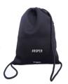 """Roper"" Drawstring Bag Made from Neoprene Fabric& Nylon rope Perfect for gym and everyday bag External Sided Zip pocket Dimension: 35x42 CM. **Special** FREE CUSTOMISE EMBROIDERY FONT (maximum 5 alphabets)** 690 THB. Free Shipping with Thailand  กระเป๋าเป้รูด รุ่น ""โรปเปอร์"" ทำจากผ้านิโอพรีนและเชือกไนลอน  ดีไซน์เหมาะกับใช้เป็นกระเป๋าออกกำลังกายและใช้ทุกๆวัน มีช่องซิปกระเป๋าด้านข้าง สามารถใส่สิ่งของที่จำเป็นแยกออกจากช่องใหญ่เพื่อสะดวกต่อการใช้งาน ขนาด 35x42 ซม. **พิเศษ กระเป๋ารุ่นนี้สามารถสั่งปักตัวอักษรได้ฟรี 5 ตัว หากเกินจะมีค่าใช้จ่าย**   ราคา 690 บาท ส่งฟรีในประเทศ"