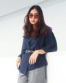 """ชุดกิโมโนสีน้ำเงินค่ะ ใส่เป็นเสื้อคลุมก็ว่าสวยเเล้ว เอาเข็มขัดมารัดยิ่งเท่เข้าไปใหญ่❤️💙 ------------------ PIN02 (เสื้อคลุม) •ราคา:390 •Size (นิ้ว) กว้าง 25"""" ยาว 28"""" •Colors: ดำ / เทา / น้ำเงิน"""