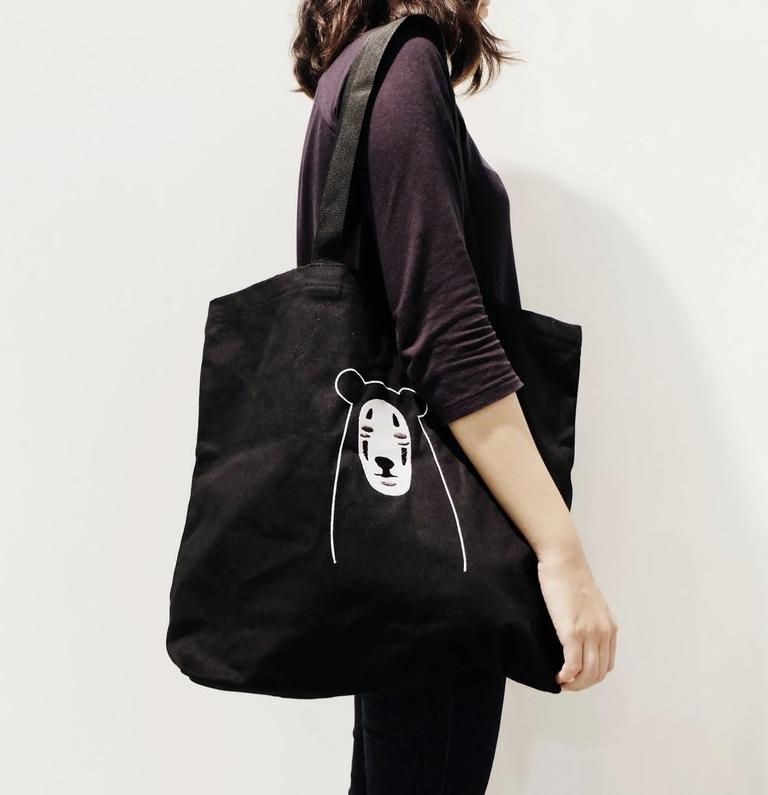spiritedaway,noface,bag