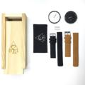 -[ EXQUISITE collection ]- price 990.- ภายใน Set ประกอบด้วย 1.) หน้าปัดนาฬิกา (เลือกได้ 1 แบบ) 2.) สายนาฬิกา (เลือกได้ 1 แบบ) 3.) ผ้าเช็ดไมโครไฟเบอร์อย่างดี 4.) กล่องไม้สนยุโรป 5.) ถุงผ้ากำมะหยี่