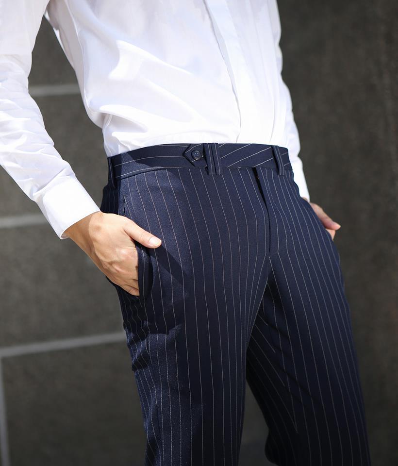 men,ผู้ชาย,กางเกง,กางเกงผู้ชาย,กางเกงขายาว,กางเกงทำงาน,กางเกงสีกรม