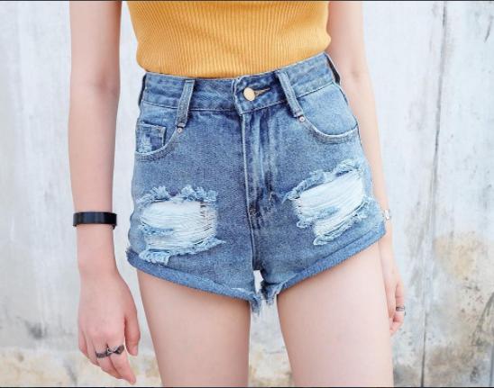 women,ผู้หญิง,กางเกง,กางเกงผู้หญิง,กางเกงขาสั้น,กางเกงขาสั้นผู้หญิง,กางเกงยีนส์