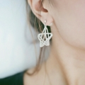 #earrings #earring #star