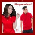 """❄️ M e r r y  C h r i s t m a s 🎅🏻  ใกล้คริสมาสต์แล้ว มีเสื้อสีแดงใส่กันหรือยังน้า ❤️   ถึงเดือนธันวาคมเมื่อไหร่ เทศกาลแห่งความสุขก็หวนกับมาให้เราได้สนุกสนานกัน โดยเฉพาะกิจกรรมวันคริสต์มาส ที่หลายคนเฝ้ารออย่างใจจดใจจ่อ   #สำหรับใครที่กำลังมองหาเสื้อสีแดงที่เตรียมไว้ให้เข้าธีม แนะนำ2รุ่นนี้เลยค่ะ ไม่หลุดธีมแน่นอน 😳  { สีสดสวย ผ้าก็นุ่ม เนื้อผ้าดีไม่มีผิดหวังแน่นอน }  © #สินค้าลิขสิทธ์BULLTUSBRAND  • Size : S 36"""" / M 38"""" / L 40"""" / XL 42""""  • Color : Red  • Price : 290฿ (ทุกแบบทุกไซต์)  _________________________________  #Bulltusbrand #Bulltusoriginal #polo #poloshirt #เสื้อโปโล #โปโล #โปโลบูตัส #bulltusreview #BulltusBrand"""