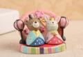 ตุ๊กตาตั้งโต๊ะ set japanese   ใน set ประกอบด้วยทั้งหมด 3 ชิ้นนะคะ  ตุ๊กตาน้องหมี น้องกระต่าย คู่กันน่ารักๆ ^^ เอาไปประดับโต๊ะกันไหมคะ ^^