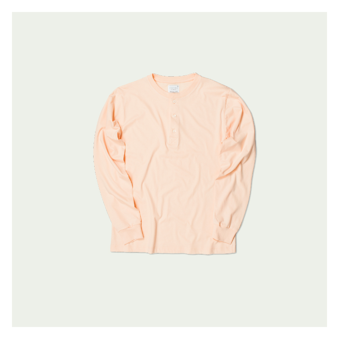 IDHNHenleyTees,เสื้อยืด,tshirt