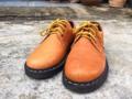 """ขายรองเท้าหนังสีเหลืองมัสตาร์ด ไซส์ 39 """"ราคา 950.-"""" ส่ง EMS 60 บาท --- สนใจสินค้า Line official : @stoneshorts (ใส่@ด้วยครับ)  หรือจิ้ม https://line.me/R/ti/p/@stoneshorts หรือทาง INBOX : http://m.me/stoneshorts #ScyllaDenim"""