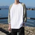 เสื้อยืด เสื้อแขนยาว แฟชั่นเกาหลี ราคา 590 บาท  #Preorder รหัส KJ1047 ไม่มีวันปิดรอบ สั่งซื้อได้ทุกวัน รอสินค้า 15-20 วัน 👉http://www.kjfashionstyle.com/product/7194/  รีวิวการจัดส่งสินค้า 👍http://www.kjfashionstyle.com/article  ค่าจัดส่งสินค้า 🔰ลงทะเบียน ตัวแรก 30 ตัวถัดไปเพิ่ม 10 บาท 🔰แบบ EMS ตัวแรก 50 ตัวถัดไปเพิ่ม 15 บาท  📌สนใจสั่งซื้อได้ทุกช่องทาง #Line@ : http://line.me/ti/p/@rwq6084q #LINESHOP : https://shop.line.me/app/shop/end?shopId=42444 #Inbox http://www.fb.com/messages/fashionstyle.kj #เว็บไซต์ : http://www.kjfashionstyle.com  #เสื้อผ้าผู้ชาย #เสื้อผู้ชาย #เสื้อยืด #เสื้อแขนยาว #ผู้ชาย #เกาหลี #แฟชั่น #แฟชั่นเกาหลี #เสื้อผ้าแฟชั่นผู้ชายเกาหลี #men #เสื้อผ้าแฟชั่น #fashions #clothes #เสื้อ #KJFashionStyle #KJFashionStyleเสื้อผ้าผู้ชายแฟชั่นเกาหลี