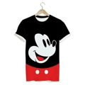 Ulzzang Mickey Mouse T-Shirt  Size  M : รอบอก 40 นิ้ว  L : รอบอก 42 นิ้ว  Price : 390 THB  XL : รอบอก 44 นิ้ว Price : 420 THB  ____________________  Contact  Line : earth8points Tel : 0800600668 IG : ulzzangshop  IG : ulzzangtshirt Facebook : ulzzangshop  ____________________  Ulzzangshop ยูเนี่ยนมอล์ล ลาดพร้าว ชั้น F3 ฝั่งทางออกลานจอดรถ ห้อง L70 ____________________