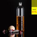 **ราคาปกติ 885 บาท  PRIM ขวดแก้วน้ำดื่ม ขนาด 1,000 มล. (Water bottle and glass lid with silicone seal) รหัสสินค้า : 8404GW030345  - ผลิตจากแก้วบอโรซิลิเกตเป่าปาก เนื้อหนา - ฝาปิดหุ้มด้วยซิลิโคนนิ่ม กันน้ำรั่วออกจากขวด - ทนต่อการกระแทกได้ดีกว่าแก้วทั่วไป - ทนต่อความร้อนและการเปลี่ยนแปลงอุณหภูมิได้สูง - ใส่น้ำเย็นและร้อน ที่มีอุณหภูมิตั้งแต่ -40 ถึง 120 องศาเซลเซียส - สำหรับใส่น้ำร้อนหรือน้ำเย็น - ขนาดความจุ 1,000 มล. - ขนาดสินค้า เส้นผ่านศูนย์กลาง 7.5 ซม. สูง 29.5 ซม. - จำนวน 1 ชิ้น/แพ็ค  คำแนะนำในการดูแลรักษา  - ควรล้างและเช็ดให้แห้งทันทีทุกครั้งหลังการใช้งาน - ทำความสะอาดด้วยเครื่องล้างได้ - ไม่ควรแช่น้ำทิ้งไว้เป็นเวลานาน - เก็บรักษาในแท่นวางเมื่อไม่ใช้งาน  หมายเหตุ : สีของสินค้าที่ปรากฎ อาจมีความแตกต่างกันขึ้นอยู่กับการตั้งค่าของแต่ละหน้าจอ  ---------------------------------------------------------------- #CUSHY #PRIM #FNOUTLET #Cushy #Prim #Fnoutlet #fnoutlet #Waterbottle #Glasslid #Silicone #Glass #ขวดแก้ว #ขวดน้ำดื่ม #ขวดน้ำ #ขวดแก้วน้ำดื่ม #กระบอกน้ำ #กระบอกน้ำดื่ม #ที่ใส่น้ำ #ขวดใส่น้ำ #น้ำดื่ม #แก้ว #ขวดน้ำร้อนเย็น #ขวดร้อนเย็น #กระบอกน้ำร้อนเย็น #กระบอกร้อนเย็น #ซิลิโคน #ลายขวาง #ฝาปิด #จุก #จุกขวด #เปิดจุก #เท่ห์ #โอปป้า #โอป๊ะ #อุ๊ต๊ะ #เรียบหรู #สวยใส #เกาหลี #ญี่ปุ่น #ชิค #ชิลๆ #เก๋ #กิ๊บเก๋ #น่ารัก #แก้วบอโรซิลิเกต