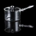 PRIM หม้อแก้วพร้อมฝาปิด (Glass Little Pot) รหัสสินค้า : 8379GP0100890  ราคาสินค้า : 890 บาท ค่าจัดส่งประเภท EMS : 100 บาท รวมทั้งสิ้น : 990 บาท  รายละเอียดสินค้า หม้อต้มแกงพร้อมฝาปิดจาก PRIM ผลิตจากแก้วบอโรซิลิเกตเป่าปาก ทนความร้อนได้สูงถึง 450 องศาเซลเซียส น้ำหนักเบา แต่ทนต่อการกระแทกได้ดีกว่าแก้วทั่วไป ขนาดกะทัดรัดเหมาะกับคนยุคใหม่ที่นิยมอยู่คอนโด หรือเป็นครอบครัวเล็กๆ ทำอาหารประเภทต้ม แกง ถ้วยไม่ใหญ่ พออิ่มกัน 2 คน ...สร้างชีวิตครอบครัวให้สุข ด้วยสินค้าคุณจาก PRIM  - ผลิตจากแก้วบอโรซิลิเกตเป่าปาก เนื้อหนา - ทนต่อการกระแทกได้ดีกว่าแก้วทั่วไป - ทนต่อความร้อนและการเปลี่ยนแปลงอุณหภูมิได้สูง - ทนความร้อนได้สูงถึง 450 องศาเซลเซียส - สำหรับใช้ปรุงอาหารประเภท ต้ม แกง และอื่นๆ - ขนาดความจุ 750 มล. - ขนาดสินค้า เส้นผ่านศูนย์กลาง 12.7 ซม. สูง 8 ซม. - จำนวน 1 ชิ้น/แพ็ค  คำแนะนำในการดูแลรักษา  - ควรล้างและเช็ดให้แห้งทันทีทุกครั้งหลังการใช้งาน - ใช้ได้กับไมโครเวฟ - ทำความสะอาดด้วยเครื่องล้างได้ - ไม่ควรแช่น้ำทิ้งไว้เป็นเวลานาน - เก็บรักษาในแท่นวางเมื่อไม่ใช้งาน  หมายเหตุ : สีของสินค้าที่ปรากฎ อาจมีความแตกต่างกันขึ้นอยู่กับการตั้งค่าของแต่ละหน้าจอ  ---------------------------------------------------------------- #PRIM #CUSHY #FNOUTLET #Prim #Cushy #Fnoutlet #fnoutlet #GlassLittlePot #Pot #Pan #Glass #Glasses #Mug #แก้วบอโรซิลิเกต #หม้อแก้ว #หม้อต้ม #หม้อแกง #หม้อนึ่ง #หม้อ #ฝาปิด #ฝาแก้ว #ฝาครอบแก้ว #ฝาครอบ #ผัด #ทอด #ต้ม #แกง #อาหาร #สลัด #เท่ห์ #โอปป้า #โอป๊ะ #อุ๊ต๊ะ #เรียบหรู #สวยใส #เกาหลี #ญี่ปุ่น #ชิค #ชิลๆ #เก๋ #กิ๊บเก๋ #น่ารัก