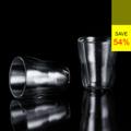 **ราคาปกติ 980 บาท  PRIM ชุดแก้วร้อนเย็น 2 ชิ้น ขนาด 250 มล. (Double Wall Glass Cup Set)  รหัสสินค้า : 8404GW010450  แก้วน้ำ PRIM ให้คุณมีความสุขในการดื่มน้ำ ด้วยดีไซน์แบบ 2 ชั้น ใส่น้ำร้อน หรือน้ำเย็น ก็ไม่มีผลต่อการจับแก้วด้วยมือเปล่า เพราะแก้วชั้นนอกแยกส่วนกับแก้วชั้นใน ทำให้ความร้อนไม่กระจายตัวถึงมือ และยังแข็งแรง ทนต่ออุณหภูมิได้ตั้งแต่ -20 ถึง 150 องศาเซลเซียส ให้คุณหยิบจับโดยไม่ร้อนมือ ใช้งานได้ยาวนาน และคุ้มค่ายิ่งกว่า  - ผลิตจากแก้วบอโรซิลิเกตเป่าปาก เนื้อหนา - ทนต่อการกระแทกได้ดีกว่าแก้วทั่วไป - ทนต่อความร้อนและการเปลี่ยนแปลงอุณหภูมิได้สูง - จับแล้วไม่เย็นหรือร้อนมือ ด้วยดีไซน์ให้แก้วมี 2 ชั้น - ใส่น้ำเย็นและร้อน ที่มีอุณหภูมิตั้งแต่ -20 ถึง 150 องศาเซลเซียส - สำหรับใส่น้ำร้อนหรือน้ำเย็น - ขนาดความจุ 250 มล. - ขนาดสินค้า เส้นผ่านศูนย์กลาง 8.2 ซม. สูง 11 ซม. - จำนวน 2 ชิ้น/แพ็ค  คำแนะนำในการดูแลรักษา  - ควรล้างและเช็ดให้แห้งทันทีทุกครั้งหลังการใช้งาน - ใช้ได้กับไมโครเวฟ - ทำความสะอาดด้วยเครื่องล้างได้ - ไม่ควรแช่น้ำทิ้งไว้เป็นเวลานาน - เก็บรักษาในแท่นวางเมื่อไม่ใช้งาน  หมายเหตุ : สีของสินค้าที่ปรากฎ อาจมีความแตกต่างกันขึ้นอยู่กับการตั้งค่าของแต่ละหน้าจอ  ---------------------------------------------------------------- #PRIM #CUSHY #FNOUTLET #Prim #Cushy #Fnoutlet #fnoutlet #DoubleWall #Glass #Cup #Glasses #Mug #แก้วบอโรซิลิเกต #แก้ว #แก้วน้ำดื่ม #แก้วชา #แก้วกาแฟ #กาแฟ #ชา #แก้วร้อนเย็น #แก้วน้ำร้อน #แก้วน้ำเย็น #แก้ว2ชั้น #เท่ห์ #โอปป้า #โอป๊ะ #อุ๊ต๊ะ #เรียบหรู #สวยใส #เกาหลี #ญี่ปุ่น #ชิค #ชิลๆ #เก๋ #กิ๊บเก๋ #น่ารัก