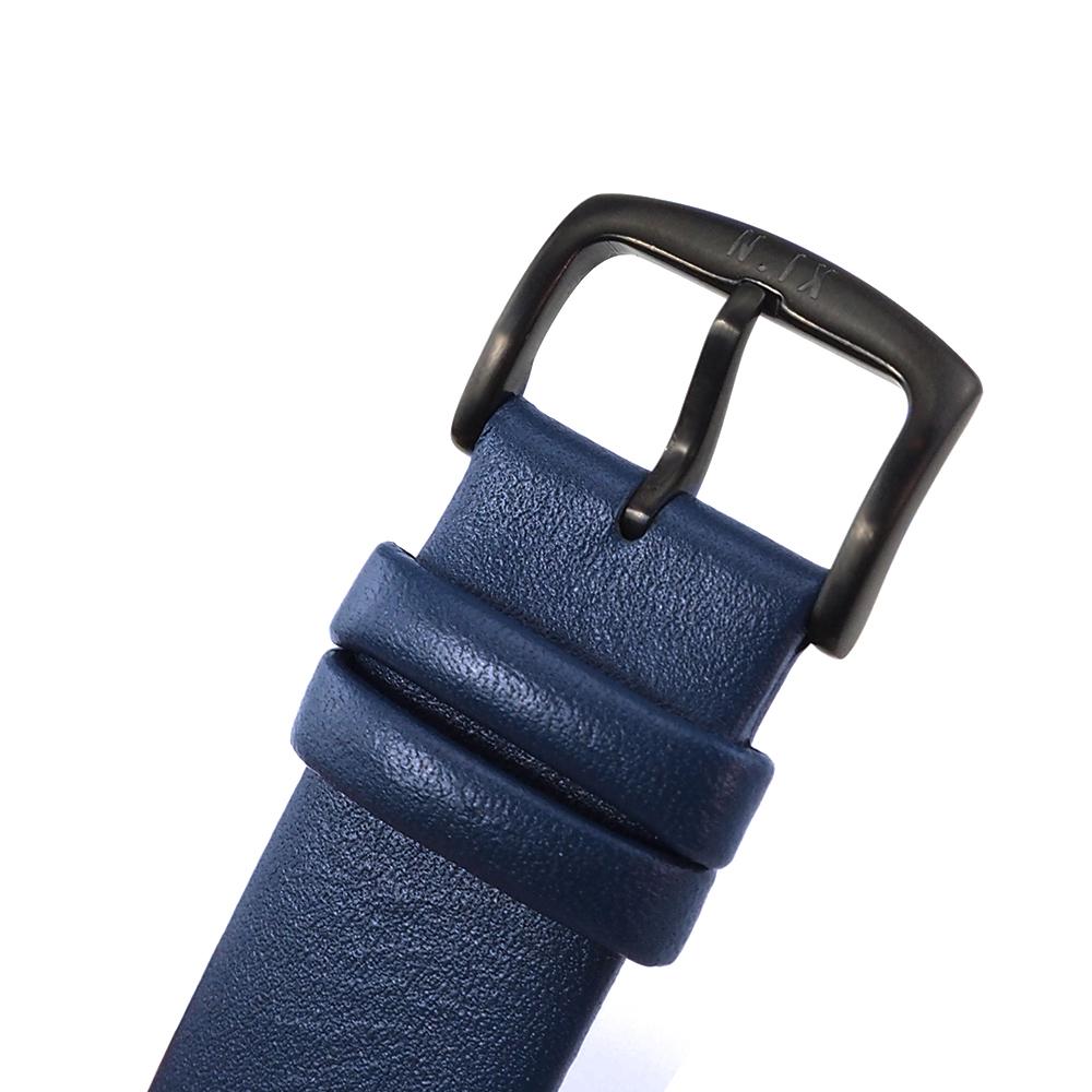 ฟรีจัดส่ง,NIXwatch,NIXstudio,OceanProject,Minimalwatches,stainless,mesh,leather,giftset,Unisex,gift,Metallic,present,blue,black,navy,white